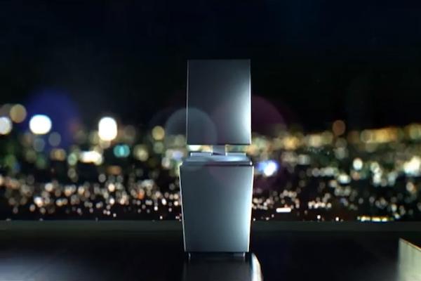 New Toilet Invention Makes Bathroom Break A Luxury Video